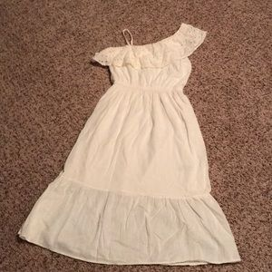 Old Navy Cream Dress